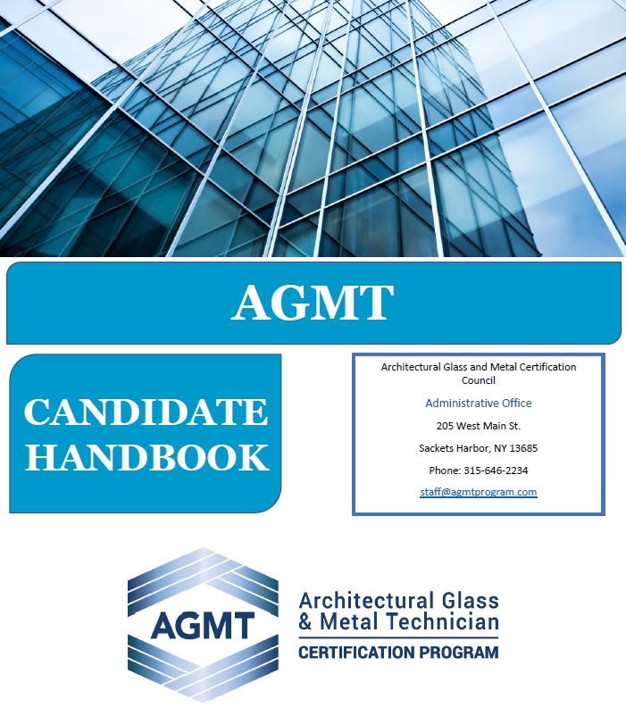 AGMT June 2020 Candidate Handbook
