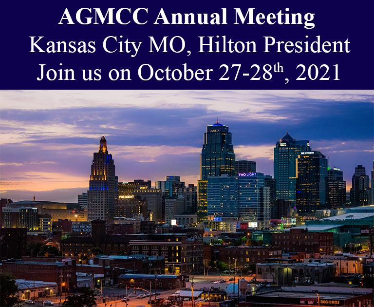 AGMCC 2021 ANNUAL MEETING